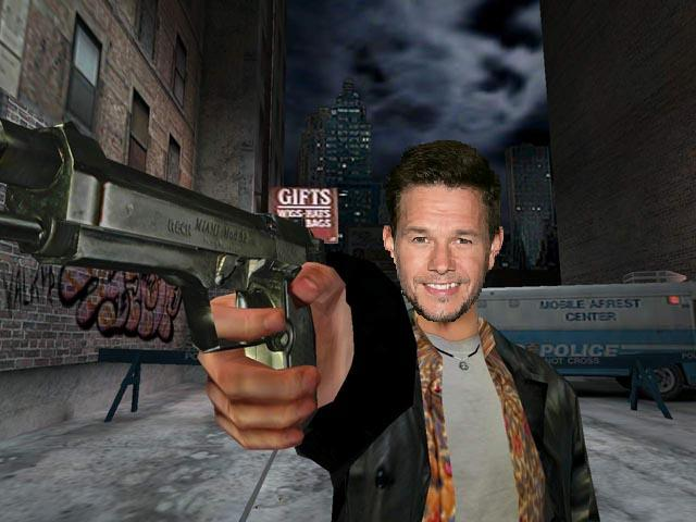 Mark Whalberg as Max Payne
