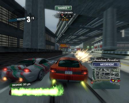 Burnout Paradise Screenshot 1
