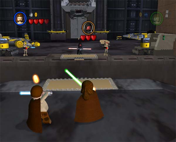 Lego Star Wars Screenie 2