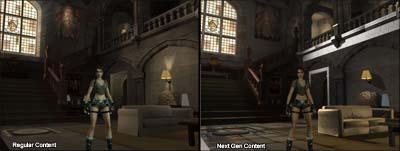 Lara in Black Dress